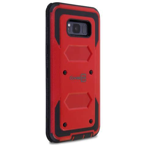 Hardcase Doff Samsung S8 for samsung galaxy s8 plus hybrid shockproof phone cover armor