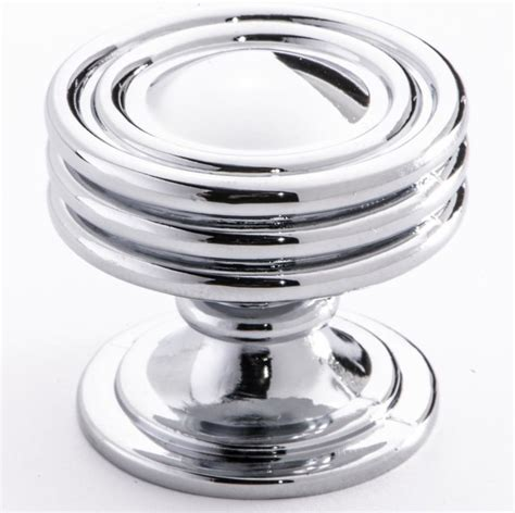 chrome kitchen cabinet knobs polished chrome cabinet knob by southern hills 1 25 inch