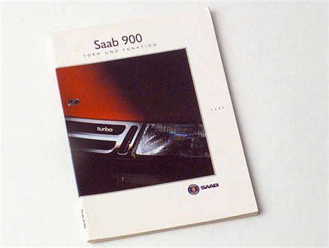 Saab Reparaturanleitung Spezial Werkzeug