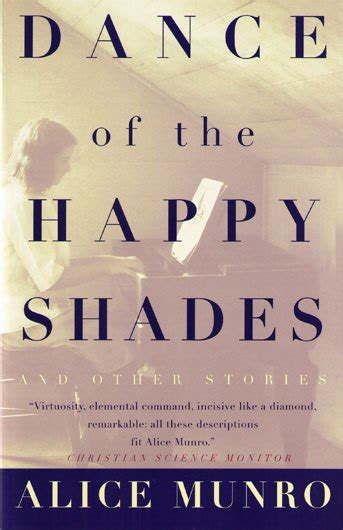 themes in alice munro s short stories alice munro dance of the happy shades the mookse and