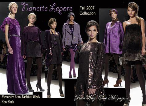 Nanette Lepore Fallwinter 2007 by Rwc Nanette Lepore
