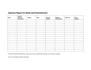 reimbursement sheet template best photos of business expense reimbursement form