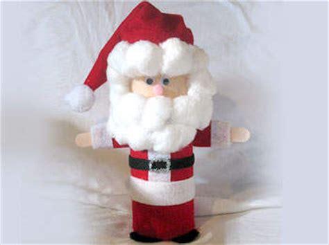imagenes de santa claus reciclado casa hogar 187 manualidades de navidad para ni 241 os