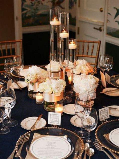 23 best rose gold navy blue wedding images on pinterest