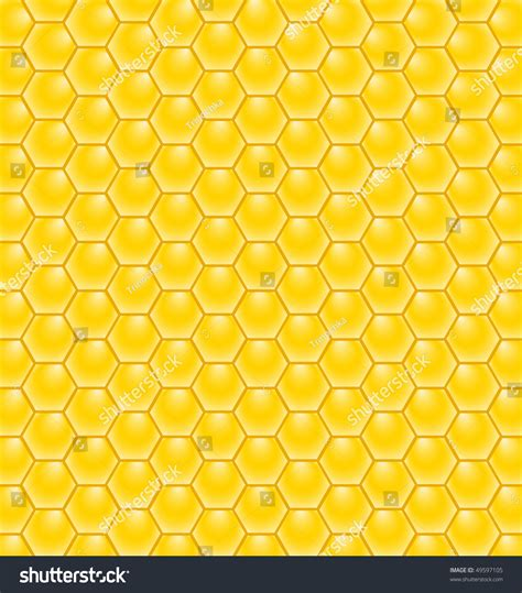 honeycomb pattern corel draw vector vector illustration of a honeycomb pattern 49597105