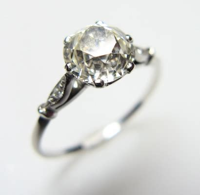 passing engagement rings ideas