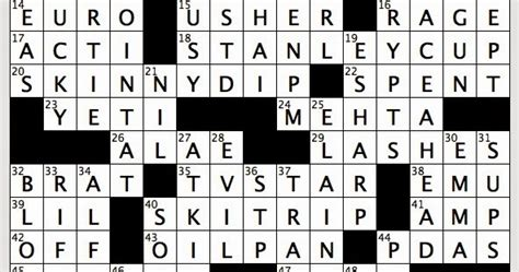 usa today crossword not updating rex parker does the nyt crossword puzzle actor jack of