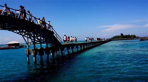 paket wisata pulau tidung one day tour