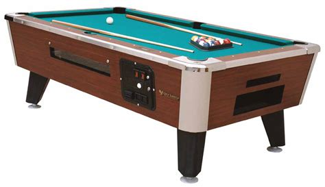 coin operated pool tables for sale