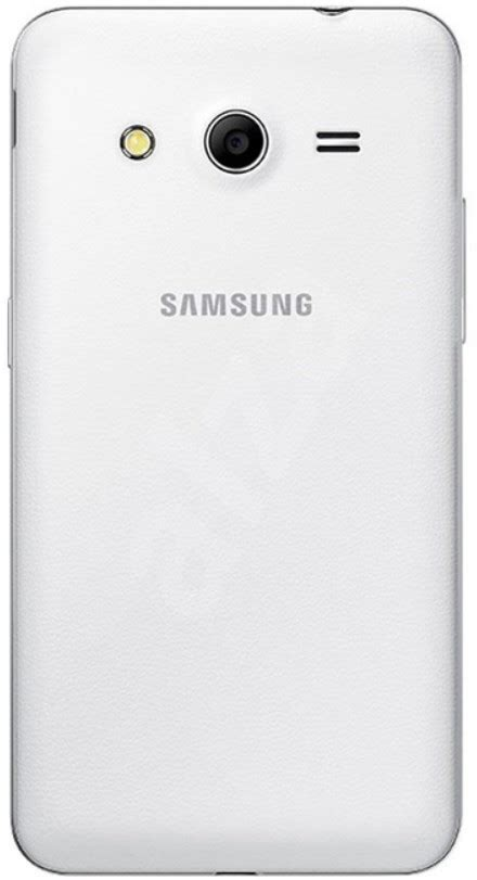 samsung g355 galaxy core ii white 4gb 3g android phone samsung galaxy core 2 sm g355 white mobiln 237 telefon