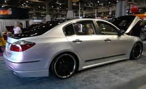 Custom Hyundai Genesis Sedan Car And Driver