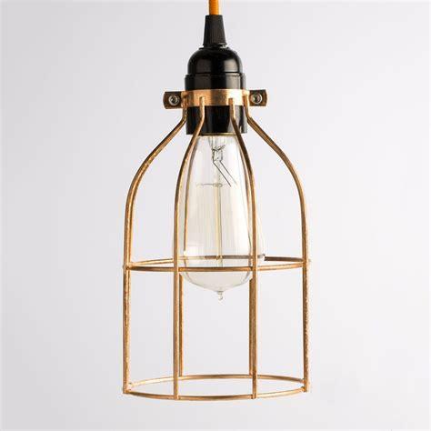 Lighting Metal Hanging Guard For Pendant String Light L Metal Cage Pendant Light