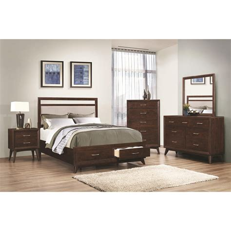 eastern king bedroom set 4pc eastern king bedroom set