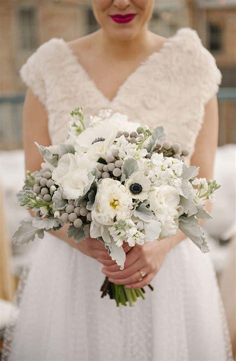 Wedding Bouquet Winter by 15 Gorgeous Winter Wedding Bouquets Decor Advisor