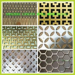 lowes sheet metal decorative aluminum perforated