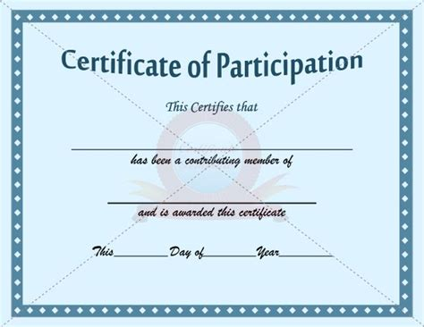 collection of solutions free editable certificate of attendance or