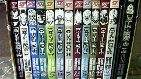 note box set vol s 1 13 volumes 1 13 deathnote boxset review