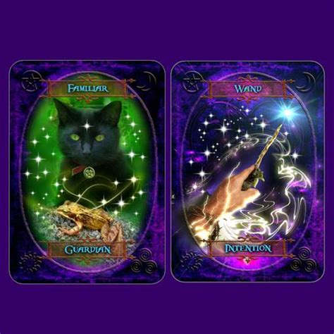 Oracle Gift Card - best seller witches wisdom oracle cards
