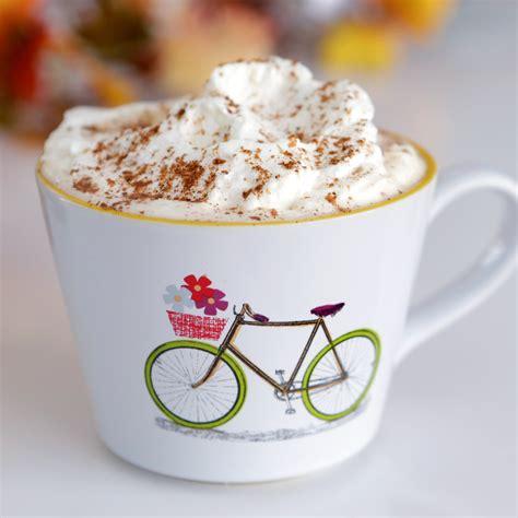 starbucks pumpkin spice latte recipe popsugar food