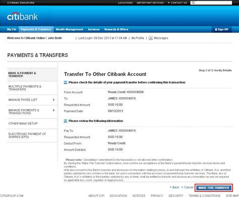 citibank credit card payment other bank citibank co in banking seodiving