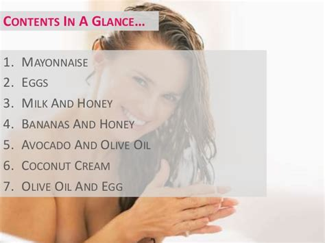 7 hair mask for damaged hair