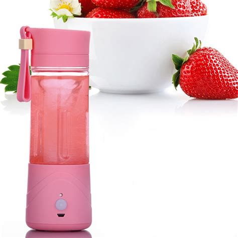 Blender Jus Portable 380ml blender jus portable 380ml pink jakartanotebook