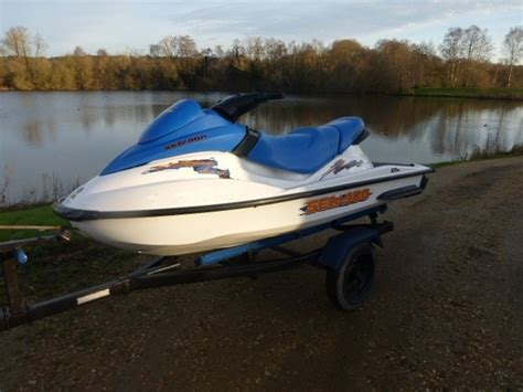 sea doo speed boats for sale uk sea doo gti rfi small boats for sale in hshire south