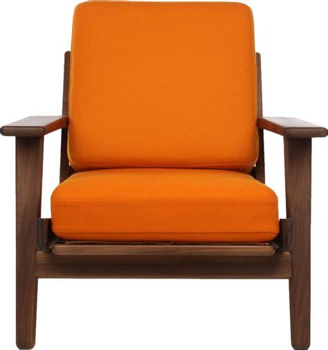 free armchair orange arm chair best home design 2018
