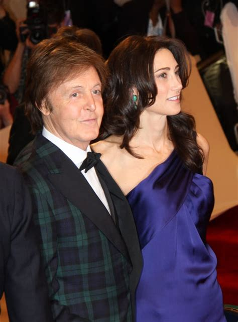 Married American Nancy Shevell Dating Mccartney Does Not Wear A Ring And Is Legally Separated From Husband by Nancy Shevell Photos The Gossip