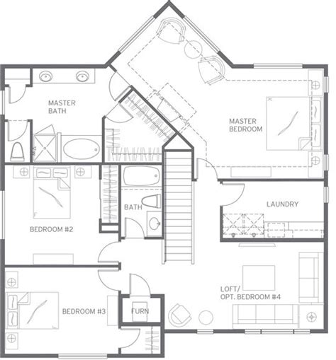 v240 top floor plan new quadrant home december 2015