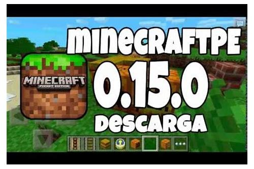 minecraft apk galaxy as descargar ultima version
