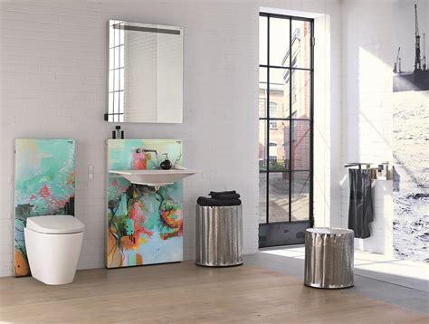 Geberit Badezimmer by Farbe Form Und Frische Ideen F 252 R Ihr Bad Kurt