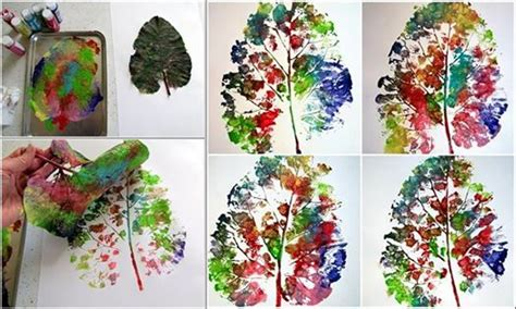 9 kitchen craft ideas home and garden 20 diy leaf craft projects for your home and garden9