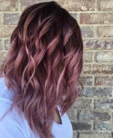 mauve hair color chocolate mauve hair colors for 2017 best hair color
