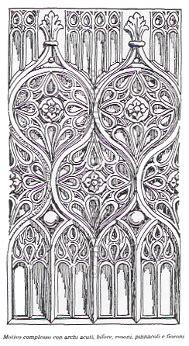 mobili gotici lo stile e la storia dei mobili nel periodo gotico