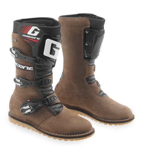 discount motorcycle boots 350 95 gaerne mens all terrain boots 1037213