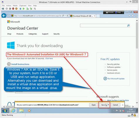 windows 10 adk tutorial flash tools download windows adk for windows 7
