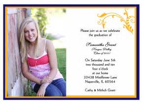 college graduation announcements templates carol graham photography senior graduation announcements