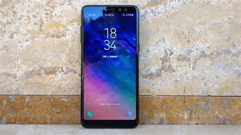 Samsung A8 Mini Samsung Galaxy A8 Review On With The Galaxy S8 Mini