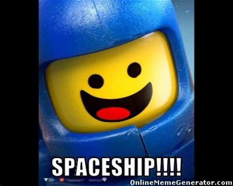 The Lego Movie Meme - ideas for lego space themes sets a opinion on classic