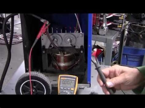 battery charger rectifier test  repair  youtube