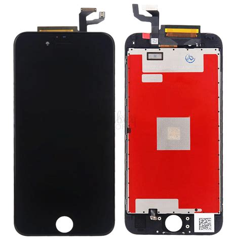 iphone 6 screen replacement lcd display touch screen digitizer assembly for iphone 6 6s replacement tes