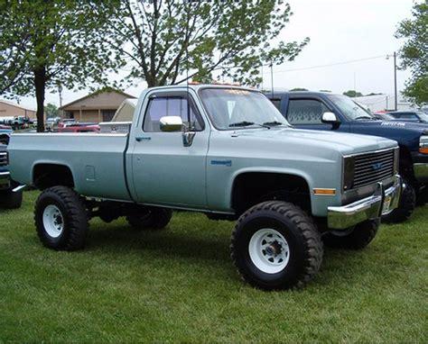 gmc truck lift kits 1987 chevy truck 8 lift kit autos post