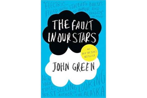 the in green books book review the fault in our by green