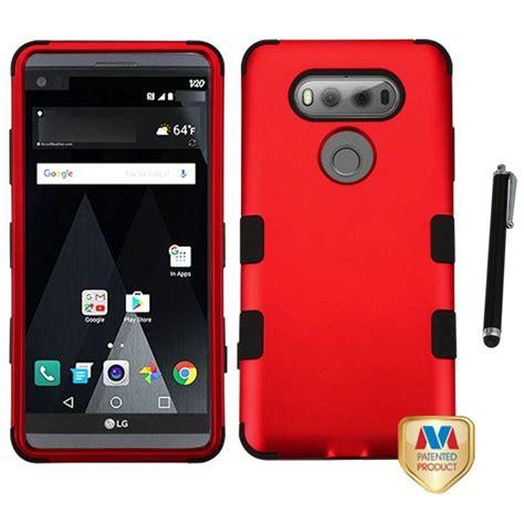 Hardcase Bening Transparan Lg V20 for lg v20 hybrid tuff impact phone rugged cover stylus pen ebay