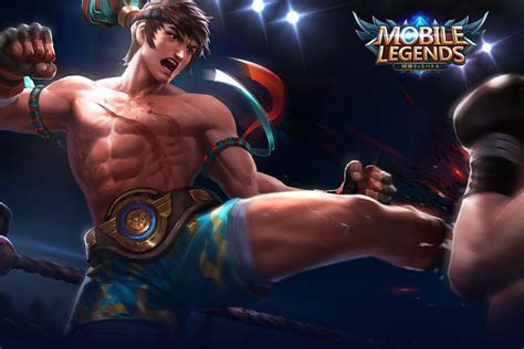 wallpaper mobile legend chou 45 wallpaper hd mobile legends terbaru download sekarang