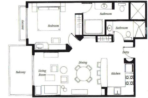 pueblo bonito sunset beach executive suite floor plan playa grande