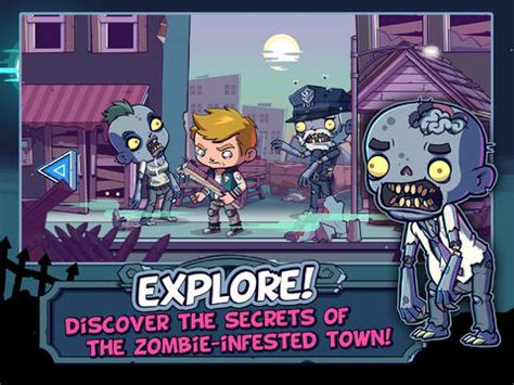 zombies ate my friends but i won't let them eat me in glu