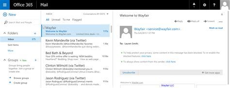 Office 365 Outlook On The Web Email Rendering Css Support For Office 365