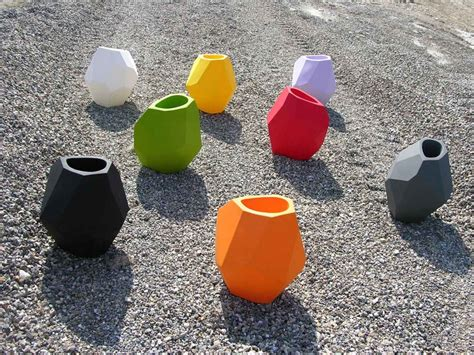 slide vasi vaso secret slide vaso di design per arredo progetto sedia